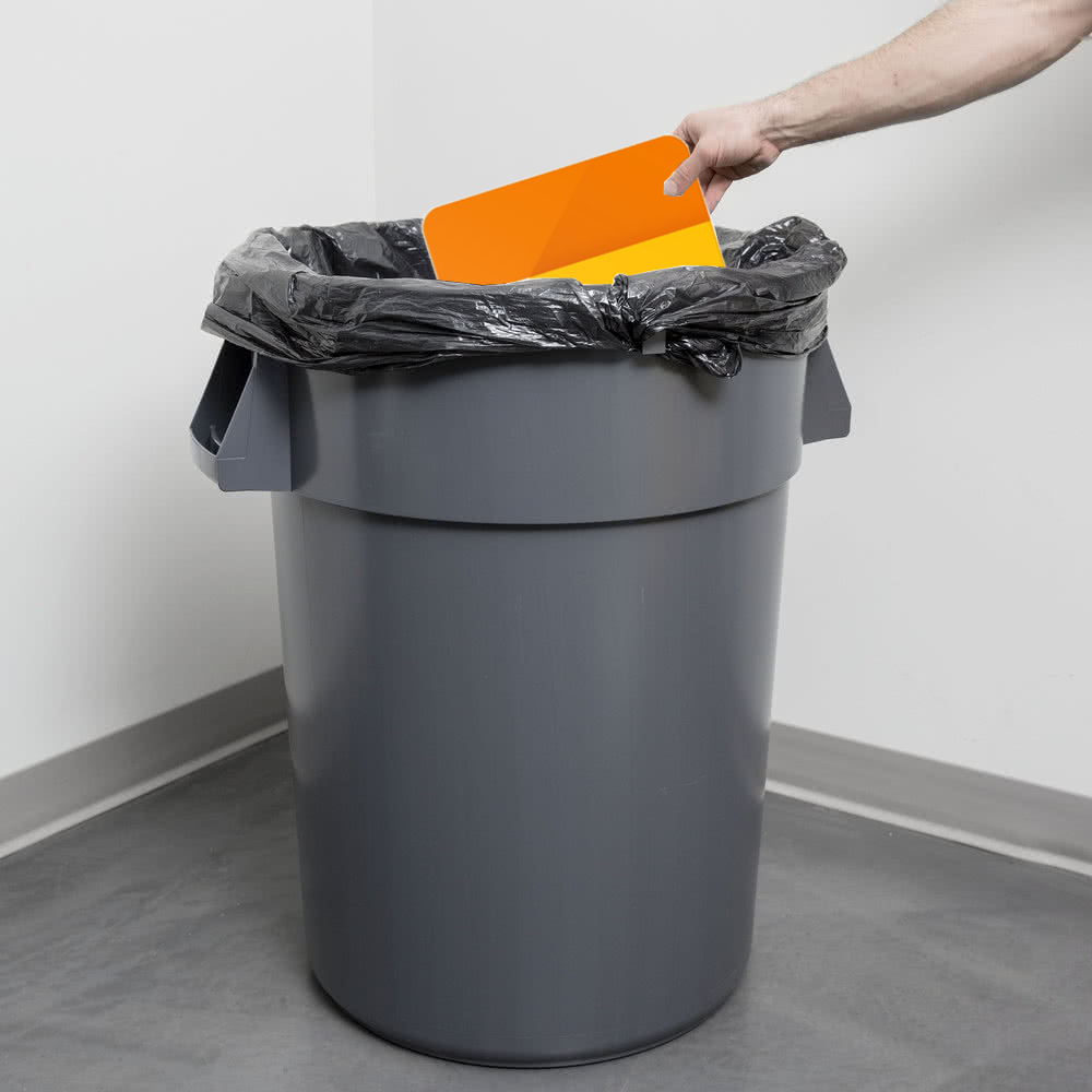 Google Analytics in the garbage can